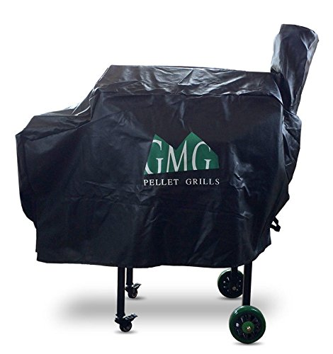 GMG Daniel Boone BBQ Grill Cover Synthetic Leather Green Mountain Grill GMG-3001 .#GH45843 3468-T34562FD768811 by Nessagro