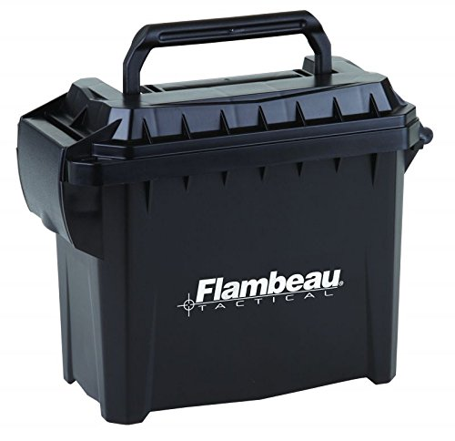 Plastic Flambeau Tool Box - Flambeau Outdoors 5415MC Mini Tactical Ammo Can