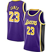 NBA James Lakers 23 Jersey with Shorts