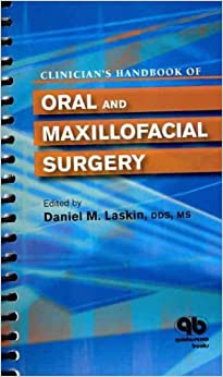 Book Clinician's Handbook of Oral and Maxillofacial Surgery
