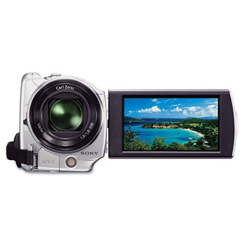 Sony DCR-SR68 Handycam Camcorder 80GB HDD 60XOptical/2000X for sale  Delivered anywhere in USA