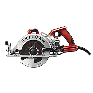 SkilSAW SPT77WML-01 15-Amp 7-1/4 Lightweight Worm Drive Circular Saw