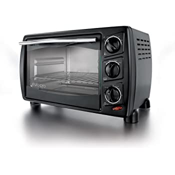Amazon Com Euro Pro To140l 6 Slice Toaster Oven Kitchen Amp Dining