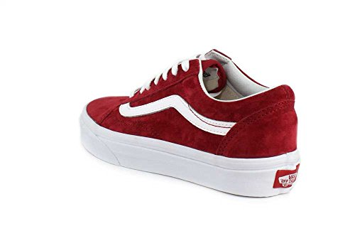 Sneaker Adulto Vans Red – Old Unisex Skool 1wwTxq7