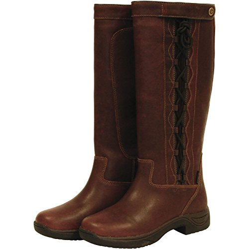 Dublin Boots Pinnacle Red Brown Grain qFAg4
