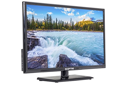 Sceptre E249BV-SR 720p LED TV, 24″
