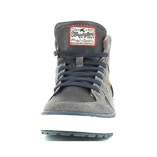 Wrangler Kinder Schuhe Grau Nebraska Grau