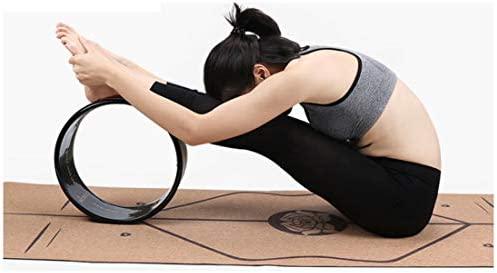 JINHONGH Rueda de Yoga para Principiantes en la Parte ...