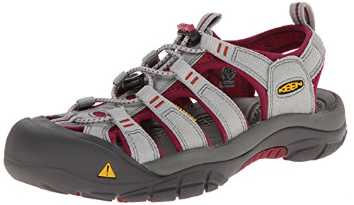 Beet Red Newport KEEN Gray Women's Sandal H2 Neutral xB0FYPFwq