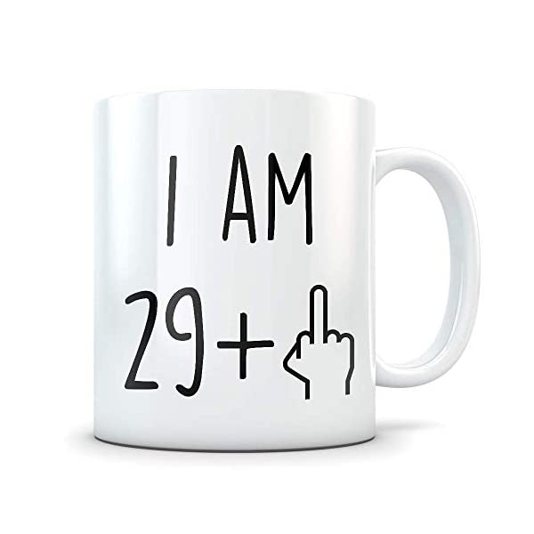 11-oz-Coffee-Mug-Funny-30th-Birthday-Gift-for-Women-and-Men-Turning-30-Years-Old-Happy-Bday-Coffee-Mug-Dirty-Thirty-Gag-Party-Cup-Idea-as-a-Joke-Celebration-Best-Adult-Birthday-Presents