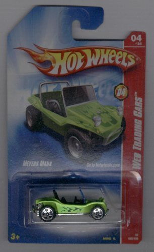 Mattel Hot Wheels 2008-04 of 24 Meyers Manx WEB Trading C...