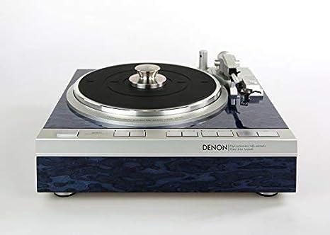 Restaurado & Modificado Denon DP-47F Tocadiscos Automática ...