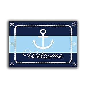 41j4hDrcckL._SS300_ 100+ Beach Doormats and Coastal Doormats