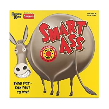 Amazoncom You Bet Your Ass Board Game Toys Games - 24 smart ass kids definitely know well