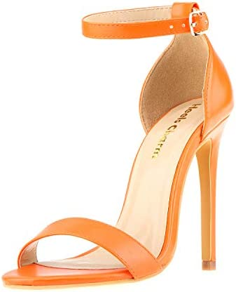 Stiletto Strappy Sandals Evening Wedding product image