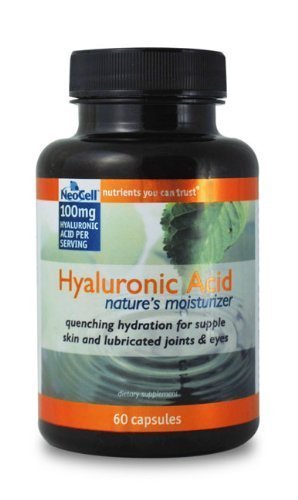 Neocell Hyaluronic Acid 100 Mg, 60 Count (Pack of 3)
