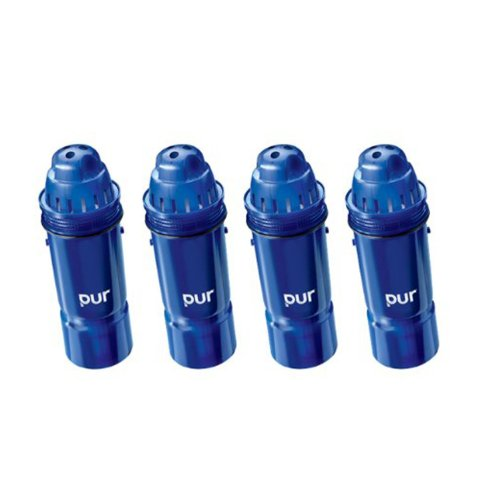PUR2 Water Pitcher Replacement Filter 4Pack