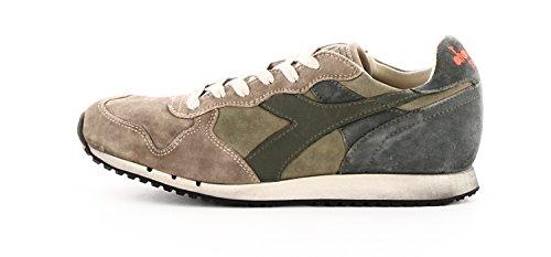 Diadora Heritage Uomo, Trident S SW, Suede, Sneakers, Marrone