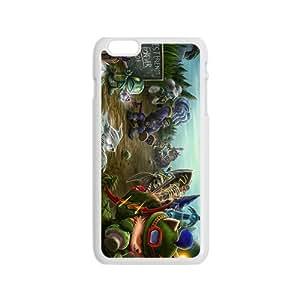 QQQO Wonderful anime world Cell Phone Case for Iphone 6 Kimberly Kurzendoerfer