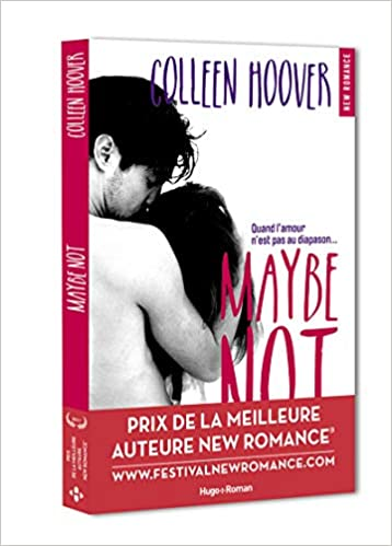 Amazon Fr Maybe Not Colleen Hoover Pauline Vidal Livres