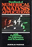 Handbook of Numerical Analysis Applications with Programs for Engineers and Scientists, J. Pachner, 0070480575