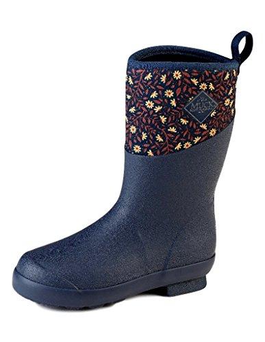 Matte Pluie Mixte Tremont Boots charcoal Noir Et total De Eclipse Wellie Bottines Bottes Muck Enfant tS4xqw8