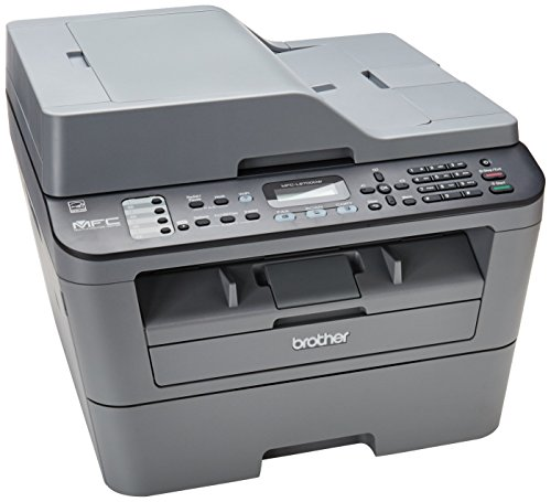 Brother MFCL2700DW Compact Laser All-In One Printer with Wireless Networking and Duplex Printing - Brother 250 Sheet Paper