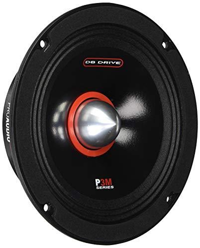 Speaker Range 6.5 Mid (db Drive P3M 6C Pro Audio Midrange Speaker 225W, 6.5
