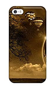 Iphone 6 plus 5.5 Case, Premium Protective Case With Awesome Look - Fantastic Full Moon