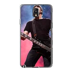 Samsung Galaxy Note3 Rmd19086cdEg Unique Design HD Godsmack Band Series Scratch Resistant Hard Phone Cases -JasonPelletier
