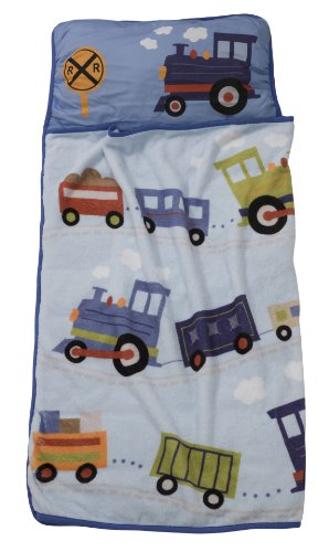 Lambs & Ivy Nap Mat, Train (Thomas Sleeping Bag)