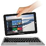 "Thomson HERO10.32B Tablette tactile 10,1"" (32 Go, Wi-Fi, Windows 10, Noir)"