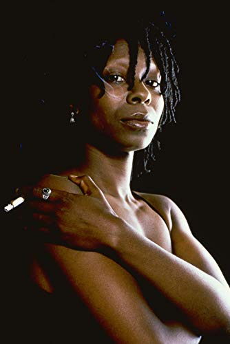 Whoopi Goldberg Sexy Color 24x18 Poster