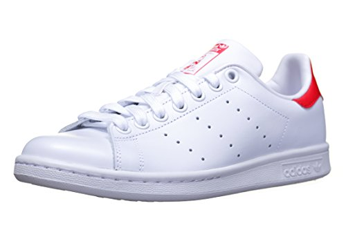 adidas Stan Smith - M20326 - Color Red-White - Size: 10.0
