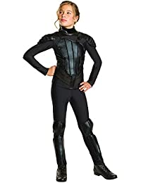 Costume Rebel Mockingjay Part 1 The Hunger Games Deluxe Katniss Costume, Small, One Color