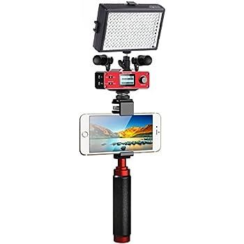 Amazon Com Saramonic Ultimate Smartphone Video Kit With