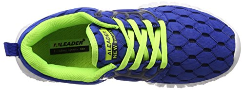 Course De Bleu training Aleader Cross Chaussures Maillage S1x6E
