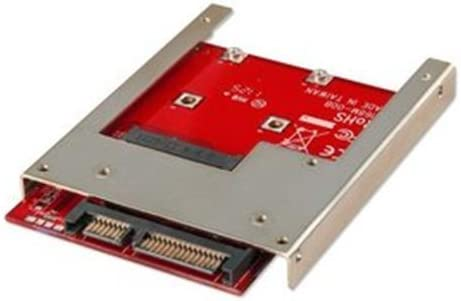 LINDY - Adaptador de Interfaz (SATA, mSATA, SSD): Amazon.es ...