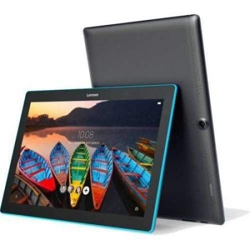 Newest Lenovo Tab 10 Tablet PC, 10.1in HD Touchscreen, Qualcomm Quad-core Processor 1.30GHz, 1GB Memory, 16GB Storage, Wifi(Renewed)