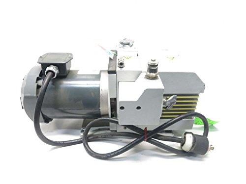 OERLIKON LEYBOLD D16BCS PFPE TRIVAC 1HP ROTARY VANE VACUUM PUMP 16M3/H (Leybold Vacuum Pumps)