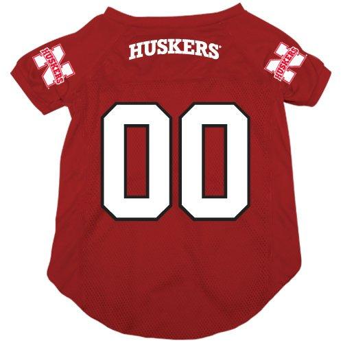 NCAA Nebraska Cornhuskers Pet Jersey,  Small
