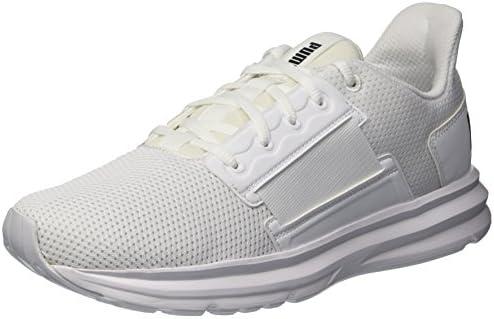 PUMA Mens Enzo Street White Size: 7: .au: Fashion