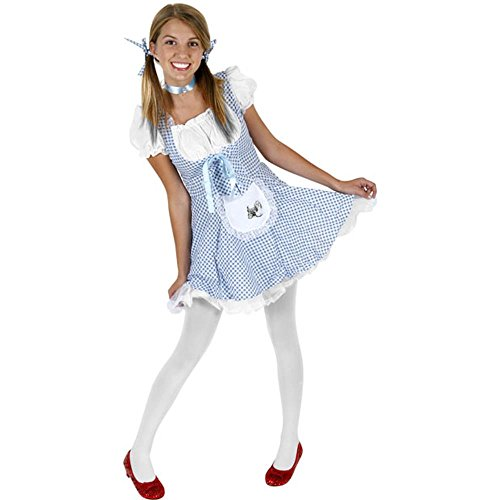 Preteen Dorothy Costume (Size:X-large 12-14) (Dorothy Shoes From The Wizard Of Oz)