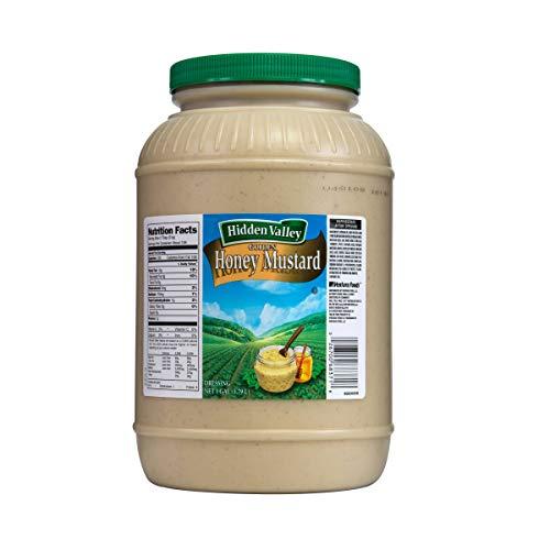 Hidden Valley Golden Honey Mustard Dressing, 1 Gallon -- 4 Per Case ()