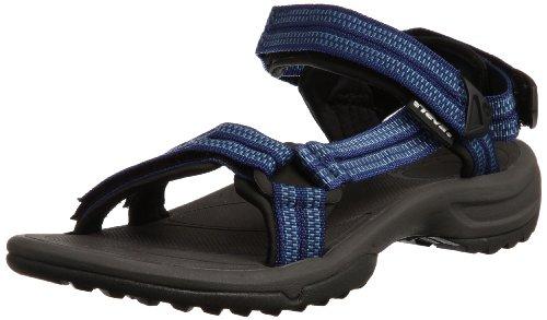 Teva Femmes Terra Fi Lite Sandale Double Fermeture À Glissière Bleu
