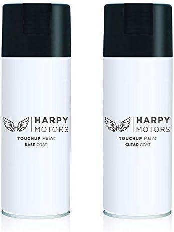Harpy Motors 12oz Aerosol Automotive Spray Paint Kit Compatible with 20182018 Chevrolet Tahoe WA439C Havana Metallic Color Match Guaranteed