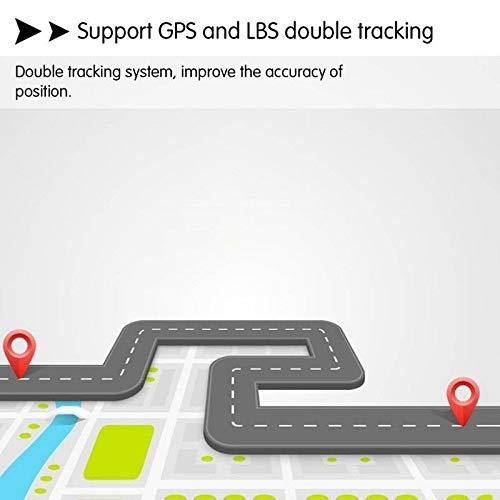 Alician Mini GPS Longue Veille Magn/étique SOS Tracker Appareil de Localisateur Voice Enregistreur