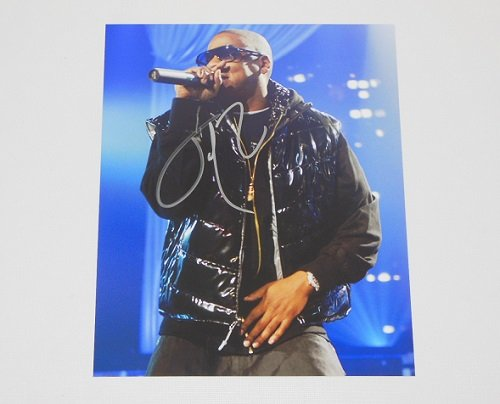Jay-Z Watch the Throne Hand Signed Autographed 8x10 Glossy Photo - Shop Discounts Watch