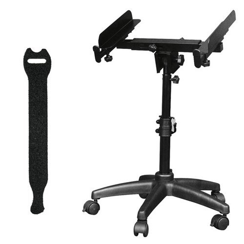 On-Stage Autolocator/Mixer Stand MIX-400 with 0.5 x 6