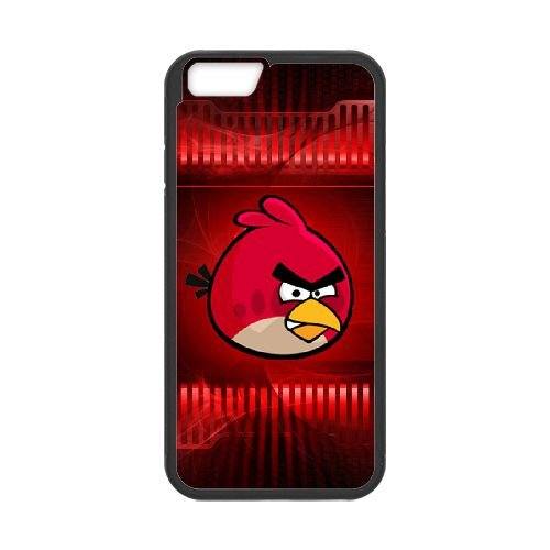 Angry 011 coque iPhone 6 4.7 Inch cellulaire cas coque de téléphone cas téléphone cellulaire noir couvercle EEEXLKNBC26879